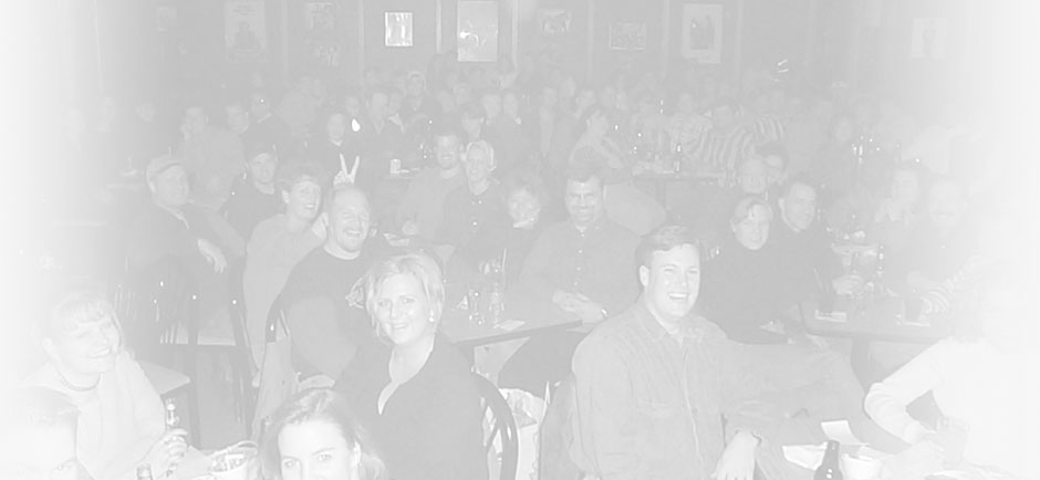 Comedy Club Audience